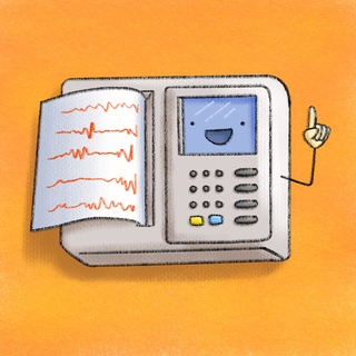 Post Syncope ECG Red Flags Artwork